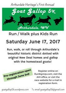 Goat Gallop 5K