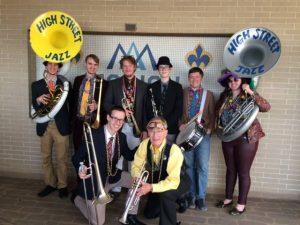 High Street Jazz Band @ Preston Community Arts Center | Kingwood | West Virginia | United States