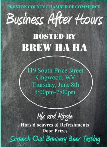 Business After Hours at Brew Ha Ha @ Brew Ha Ha | Kingwood | West Virginia | United States