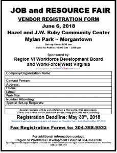 Job and Resource Fair @ Mylan Park | Morgantown | West Virginia | United States