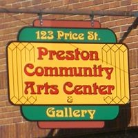 Johnny Cash Tribute Artist @ Preston Community Arts Center